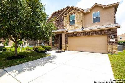 San Antonio Single Family Home New: 24550 Glass Canyon