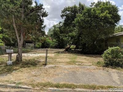 San Antonio Residential Lots & Land New: 1212 Valencia