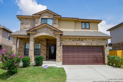 San Antonio Single Family Home New: 11306 White Nest