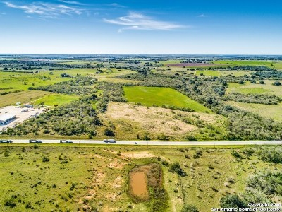 Jourdanton Residential Lots & Land New: 001 Highway 16