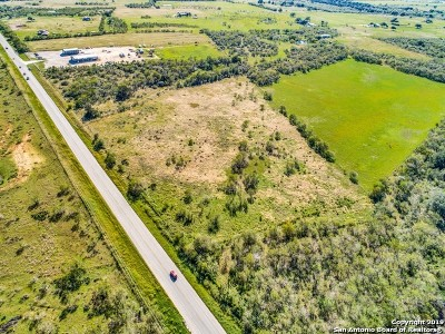 Jourdanton Residential Lots & Land New: 002 Highway 16