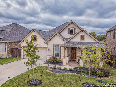 San Antonio Single Family Home New: 23119 Evangeline