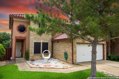 San Antonio Single Family Home New: 7306 Nancy Lopez Ct