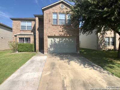 San Antonio Single Family Home New: 7611 Allendate Peak