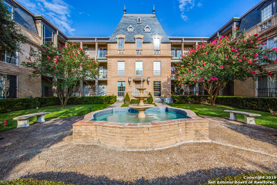San Antonio Condo/Townhouse New: 7709 Broadway St #309