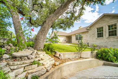 Canyon Lake Single Family Home New: 2612 Connie Dr