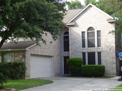 Bexar County Single Family Home New: 10506 Pembriar Circle