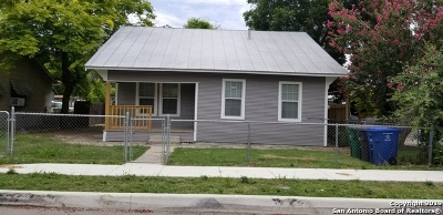 San Antonio Single Family Home New: 1706 Lennon Ave