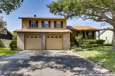 San Antonio Single Family Home New: 5735 Wood Oak