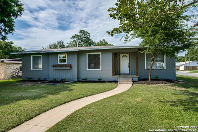 San Antonio Single Family Home New: 430 John Adams Dr