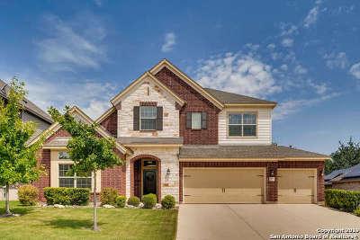 San Antonio Single Family Home New: 3503 Cherokee Cove