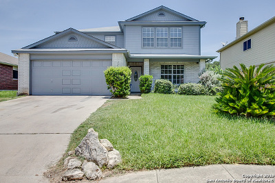 Bexar County Single Family Home New: 1116 Creek Knoll