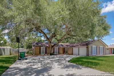 San Antonio Single Family Home New: 1907 Oakshire St
