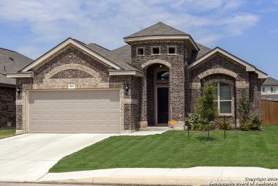 San Antonio Single Family Home New: 9611 Bricewood Tree