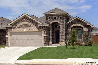 Helotes Single Family Home New: 9611 Bricewood Tree