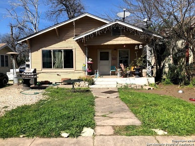 San Antonio Single Family Home New: 1043 Essex St