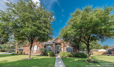 San Antonio Single Family Home New: 26308 Reyglen Dr