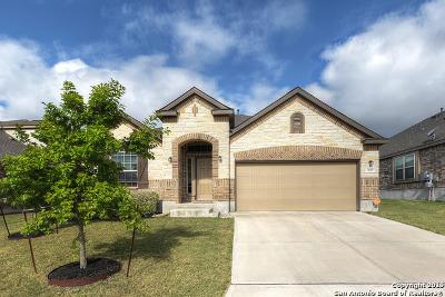 San Antonio Single Family Home New: 727 Hard Tack Trail
