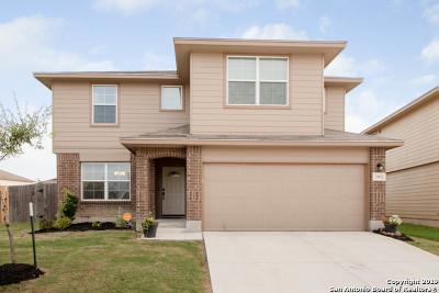 San Antonio Single Family Home New: 3902 Medina Branch