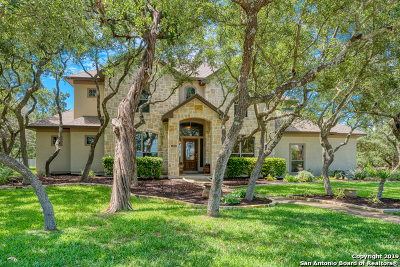 San Antonio Single Family Home New: 1402 Bobbins Ridge