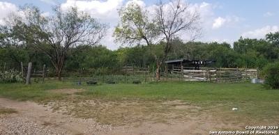 San Antonio Residential Lots & Land New: 1955 Martinez Losoya Rd