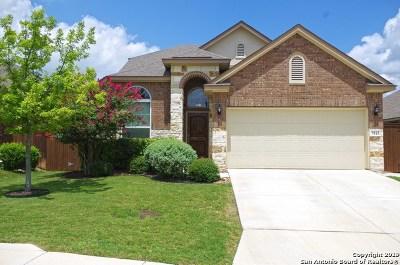 San Antonio Single Family Home New: 7915 Cimarron Ranch