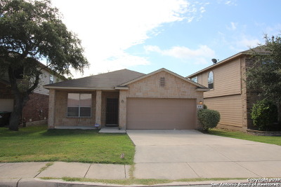 San Antonio Single Family Home New: 610 Broad Elk