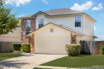 San Antonio Single Family Home New: 9839 Dawn Trail