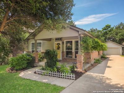 San Antonio Single Family Home New: 8734 Sunny Oaks