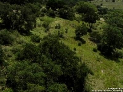 New Braunfels Residential Lots & Land New: Comanche Ridge Lot 113/114