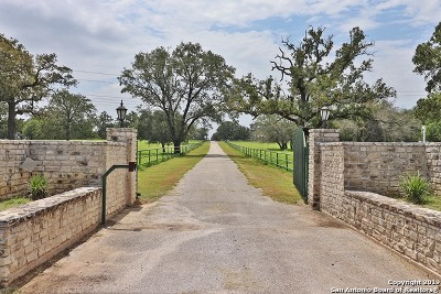 Floresville Farm & Ranch For Sale: 6838 State Highway 97 E