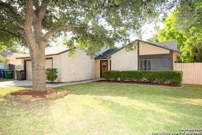 San Antonio Single Family Home New: 5951 Kissing Oak St