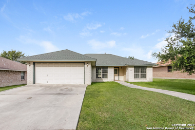 New Braunfels Single Family Home New: 2152 Stonecrest Path