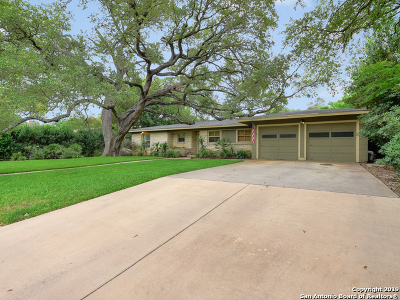 San Antonio Single Family Home New: 422 Larkwood Dr