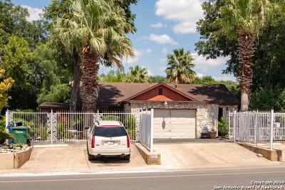 San Antonio Single Family Home New: 1116 Mission Rd