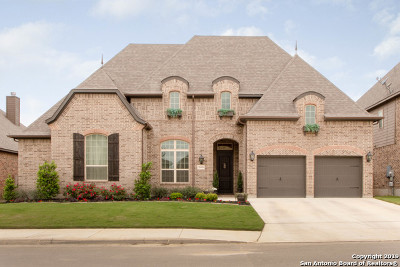 San Antonio Single Family Home New: 25419 River Ledge