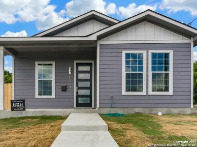 San Antonio Single Family Home New: 136 Stella