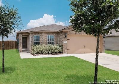 San Antonio Single Family Home New: 12229 Cashton