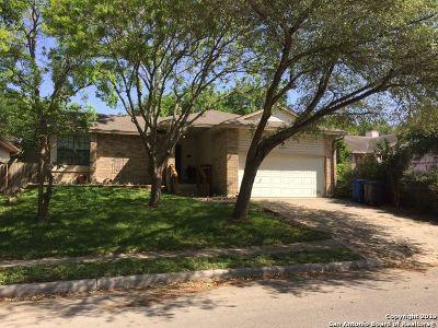 San Antonio Single Family Home New: 6062 Crab Orchard