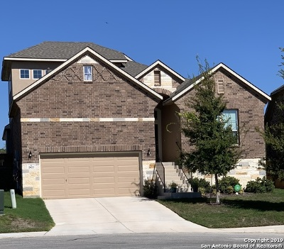 San Antonio Single Family Home New: 2422 Cullum Way