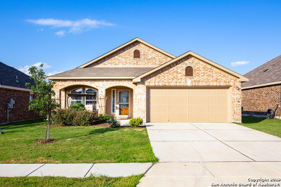 New Braunfels Single Family Home Price Change: 368 Amaryllis
