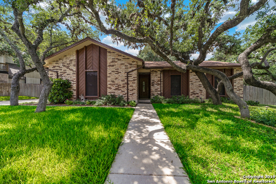 San Antonio Single Family Home New: 8335 Timber Bough St