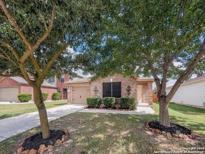 San Antonio Single Family Home New: 10235 Maple Ranch