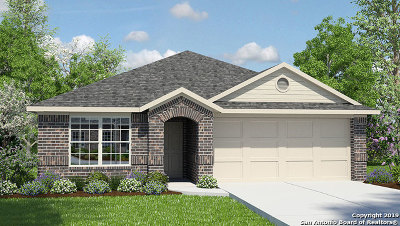 San Antonio Single Family Home New: 13318 Spike Rush
