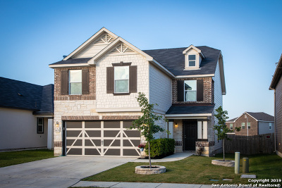 New Braunfels Single Family Home New: 4025 Legend Pond