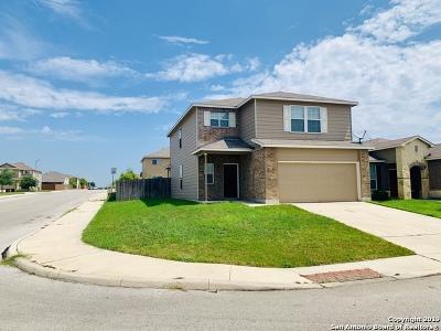 San Antonio Single Family Home New: 10837 Rosin Jaw Trail