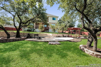 San Antonio Single Family Home New: 2603 Amber View