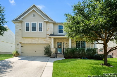Cibolo Single Family Home New: 238 Turnberry Dr