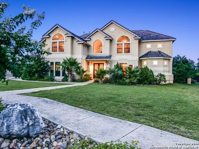 San Antonio Single Family Home New: 735 Sentry Hill