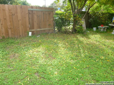 San Antonio Residential Lots & Land New: 1003 Clovis Pl